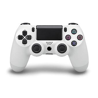 DoubleShock Bluetooth Wireless Controller for PlayStation 4, White