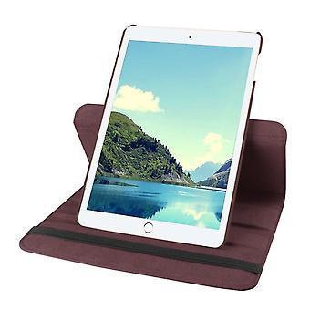 Kattaa 360 astetta ruskea laukku Apple iPad Pro 9,7 tuuman hihassa kattaa