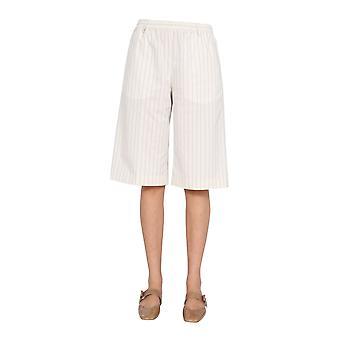 Baum Und Pferdgarten 21512c1262 Women's White Polyester Shorts