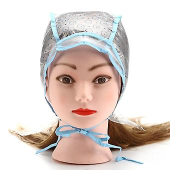 Hair Dyeing Cap, Hook Brush Coloring Highlighting Tinting Cover Protector