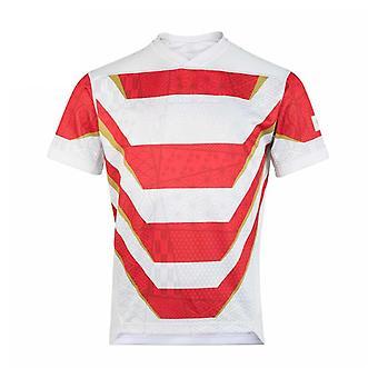 Heren's Home Pro Rugby Jersey Sport Shirt