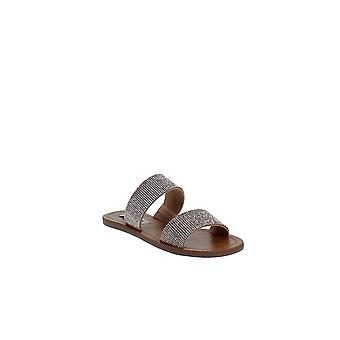 Steve Madden | Rage Embellished Slide Sandals