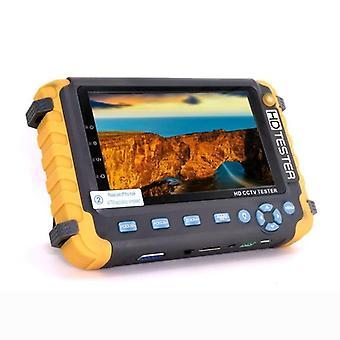 Cctv Tester Monitor 5mp Tvi Ahd Cvi Cvbs Security Camera Tester