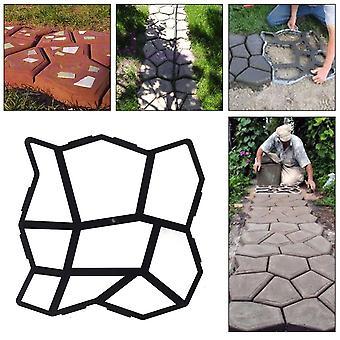 Home Garden Floor - Road Concrete Stepping Driveway Chemin de pierre