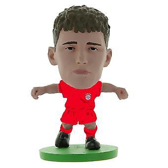 Bayern Munich FC Benjamin Pavard SoccerStarz Football Figurine