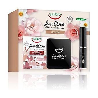 Love's Nature Kit Face 3 units