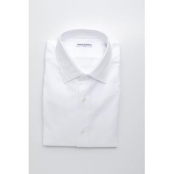 Robert Friedman Men's White Shirt