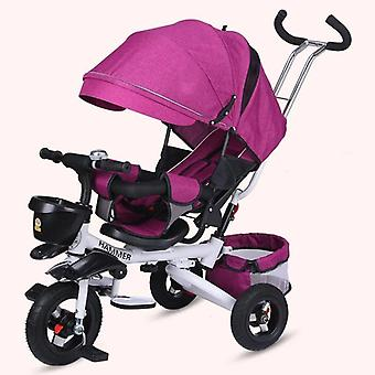Folding's Tricycle Multi-functional Baby Bicycle