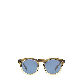 Oliver Peoples OV5453SU kanariehout gradiënt unisex zonnebril