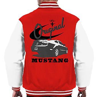 Ford Original Mustang Men's Varsity Jacket