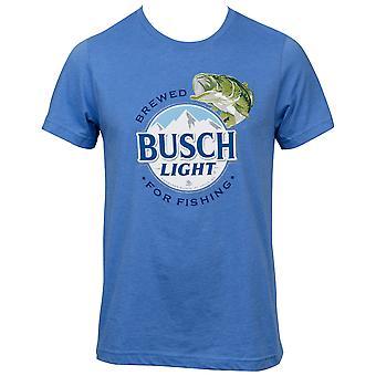 Busch Light Gebrouwen voor Fishing Blue Colorway T-Shirt