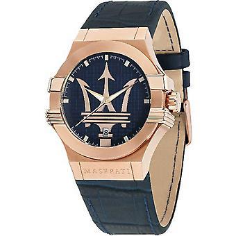 Mens Watch Maserati R8851108027, Quartz, 42mm, 10ATM
