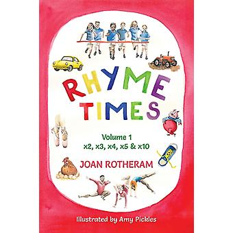 Rhyme Times por Joan RotheramAmy Pickles