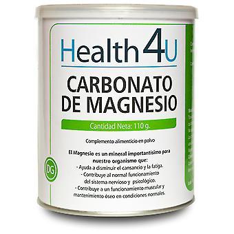 Health 4U Magnesium Carbonate Powder 110 gr