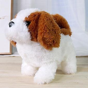 Interactive Plush Electronic Cute Robot Dog