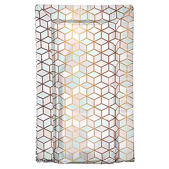 East Coast Baby Changing Mat Geo Rose
