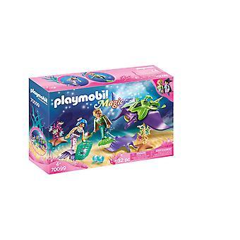 Playmobil Magic Pearl Collectors with Manta Ray