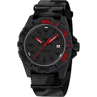 KHS - Wristwatch - Men - Reaper MKII LT RED - KHS. RE2LTREDF. Nbc