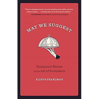 May We Suggest by Alison Pearlman