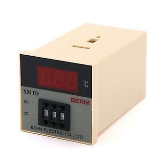 XMTD-2001 Digital Display Temperature Controller