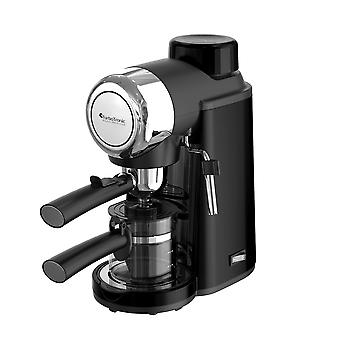 Turbo Tronic CM24 Piston Retro Espressomaskin - Svart