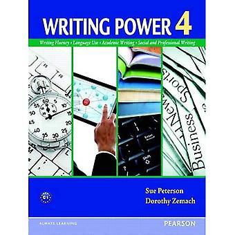 Escrevendo Poder 4