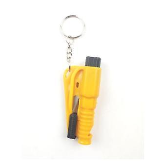 سبايك مخروط مصغرة نافذة الكسارة حماية سلسلة مفتاح / سلامة المطرقة