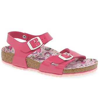 Birkenstock Rio Unicorn Girls Sandals