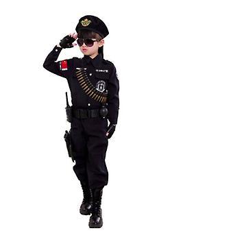 Costumes de policier d'Halloween