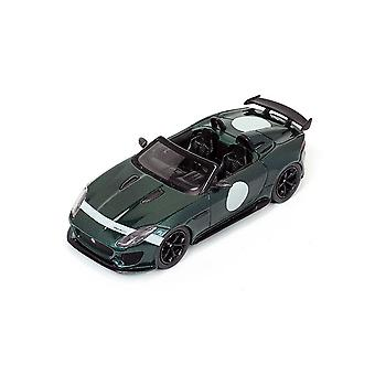 Jaguar F Type Project 7 (2015) Resin Model Car