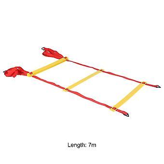 Rung Nylon Straps, Agility Training Ladders, Soccer, Football Speed Training