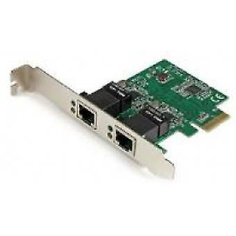 Dual Port Gigabit PCI Express Server Network Adapter Card