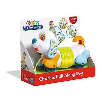Interactive Pet Charlie Clementoni Dog