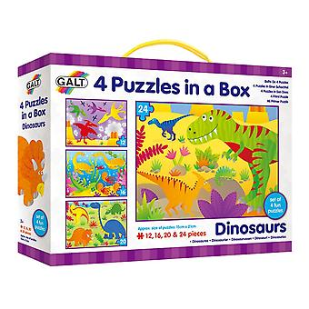 Dinosaurs Childrens Jigsaw Puzzles