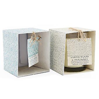 Mediterranean Scented Candle in Box