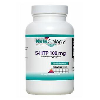 Nutricology / Allergi Forskningsgruppe 5-HTP, 100 mg, 90 Veg Caps