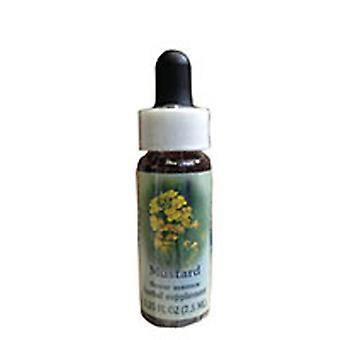 Flower Essence Services Mustard Dropper, 1 oz