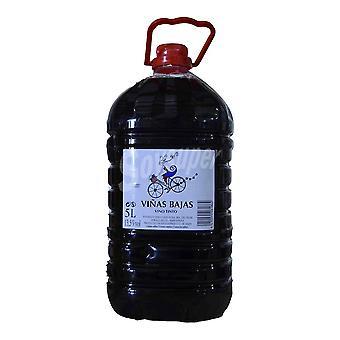 Vinho Tinto Vi como Bajas (5 L)