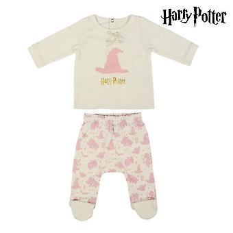 Juego de ropa Harry Potter Beige
