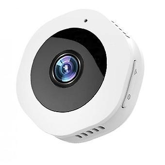 Mini HD-camera draadloze nachtzichtdetectiecamera met USB-kabel voor beveiligingsaccessoires voor digitale camera (wit)