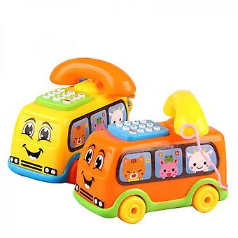 Bus Phone Toy  Chatter Telephone - Newer Version