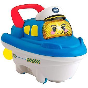 80-187274 Tut Tut Baby Badewelt Wasserschutzpolizei Badespielzeug, Mehrfarbig