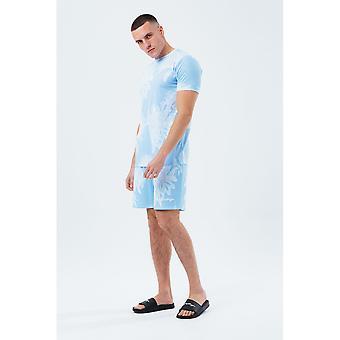 Hype Herren Palm Leaf Shorts