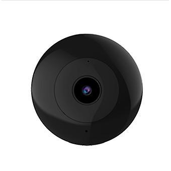 Home Bewakingscamera draadloze beveiligingscamera afstandsbediening voor mobiele telefoon met infrarood nachtzicht en mini bewegingsdetectie camera (zwart)