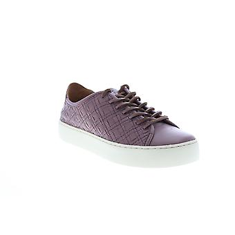 Frye Adult Womens Lena Woven Low Lace Lifestyle Sneakers