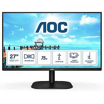 "Monitor AOC 27B2H/EU 27"" FHD WLED IPS 75 Hz"
