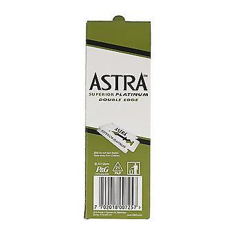 Rakhyvlar Astra Superior Platinum (100 uds)
