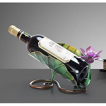 Europäische Stil Simulation Kreative Weinregale Dekoration Moderne Einfache Persönlichkeit Weinflaschenregal