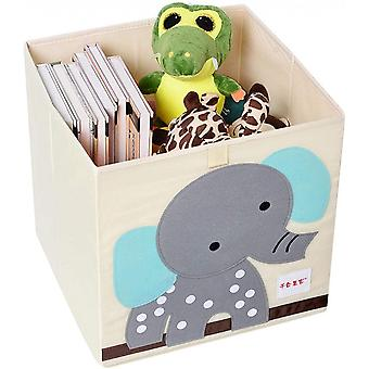 Household Children's Toy Fabric Storage Box, Large Capacity Foldable A