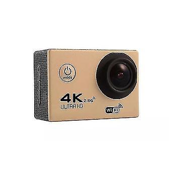Digital cameras ultra hd 4k action camera wifi 12mp 2.0 Inch 30m go waterproof pro 170d helmet bicycle video